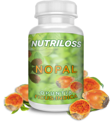 Nutriloss Nopal bottle