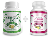 Garcinia Bio + Dr. Parell Cleanse
